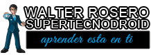 Walter Rosero – SuperTecnoDroid