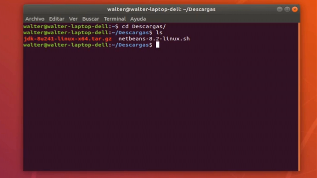 Descarga e Instala NetBeans IDE 8.2 y JDK 8 en Ubuntu